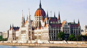 30 Budapest Hungarian Parliament Building