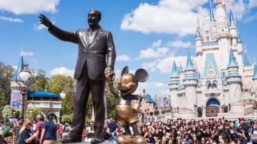 Magic Kingdom<br>Disney World