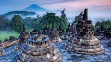 Borobudur – Yogya