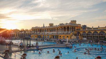 Széchenyi Spa in Budapest