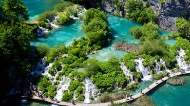 Plitvice Lakes<br>Central Croatia