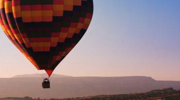 Magalies Balloon<br> Safari