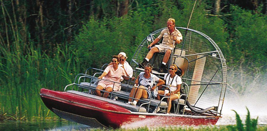 Wild Florida Airboat Ride