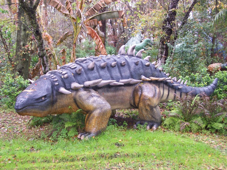 Thorny Dinosaur