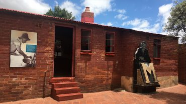 MANDELA HOUSE, SOWETO